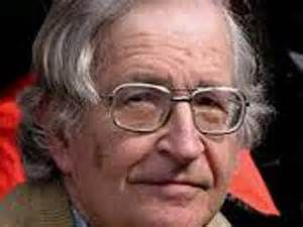 NONE IS UNERRING, NOAM CHOMSKY
